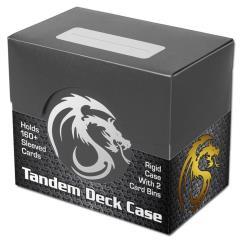 Tandem Deck Case - Black