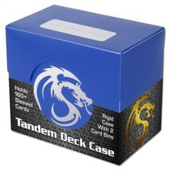 Tandem Deck Case - Blue