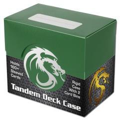 Tandem Deck Case - Green