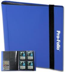 Pro-Folio 4-Pocket Album - Blue