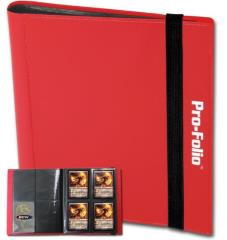 Pro-Folio 4-Pocket Album - Red