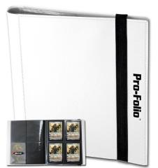 Pro-Folio 4-Pocket Album - White