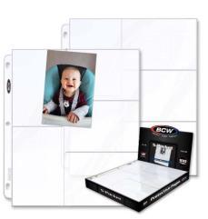 Pro 5-Pocket Photo Page (100)