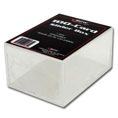 2 Piece Slider Box - 100 Count