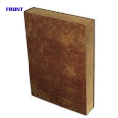 Stor-Folio - Leather Book