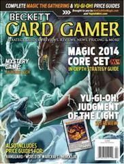 "#1 ""Magic 2014 Core Set, Yu-Gi-Oh - Judgement of the Light, Vangard, WoW"""