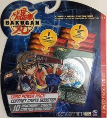 Bakugan Card Power Pack