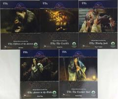Blight Collection, The - Complete Modules Set! (Swords & Wizardry)