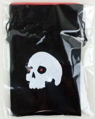 Black Death Dice Bag