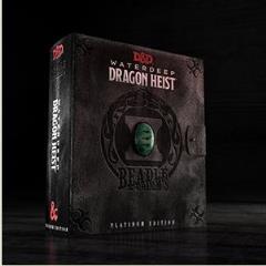Waterdeep - Dragon Heist (Platinum Edition)