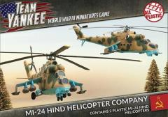 Mi-24 Hind Helicopter Assembly