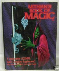 Mithian's Book of Magic