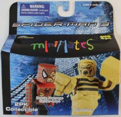 Battle Damage Spider-Man & Sandman