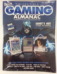 2011 Beckett Collectible Gaming Almanac - A Comprehensive Price Guide to Gaming and Non-Sports Cards (1st Edition)