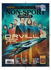 """#30 Vol. 1 """"The Orville - The Universe has a Crew Loose, Wow! Bond License Lands at Upper Deck, 2019 Non-Sport Trading Card Preview"""""""