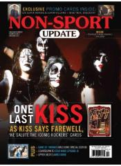 "#30 Vol. 2 ""One Last Kiss, Countdown to Star Wars Episode IX, Upper Deck's James Bond"""
