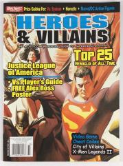 Heroes & Villains Magazine Preview
