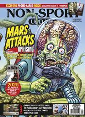 """#31 Vol. 1 """"Mars Attacks Uprising, 2020 Preview, Garbage Pail Kids"""""""