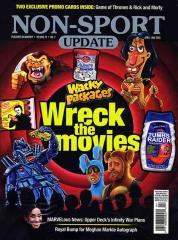 "#29 Vol. 2 ""Wreck the Movies, MARVELous News - Upper Deck's Infinity War Plans, Royal Bump for Meghan Markle Autograph"""