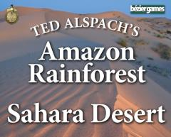 Amazon Rainforest & Sahara Desert