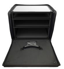P.A.C.K. 720 Molle Magna Rack Alpha Kit (Black)