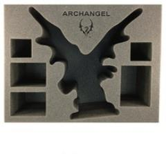 "5 1/2"" Legion of Everblight - Archangel w/Wings Foam Tray"