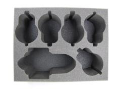 """5"""" Army Tray - Doomsday/Ghost Ark & Catacomb/Annihilation Barges"""
