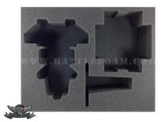 "4"" Army Tray - Stormfang/Land Raider Foam Tray"