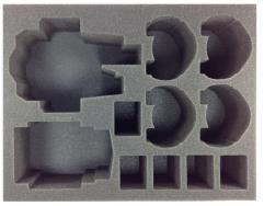 "4"" Army Tray - Sicaran Venator & Deimos Rhino"