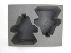 "6"" Army Tray - 2011 Monolith"