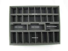 "2 1/2"" Army Tray - Core Troop Tray"