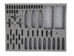 "2"" Mega Battle Group Tray"
