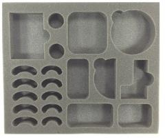 "1"" Guild Ball Accessory Foam Tray"