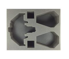 """4 1/2"""" Army Tray - Xiphon Fighter & Drop Pod"""