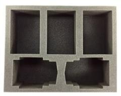 "3 1/2"" Horus Heresy 5 Tank Foam Tray"
