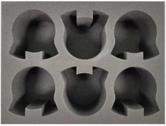 6 Armiger Foam Tray