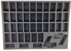 "1 1/2"" Games Workshop Troop Tray - Dark Elves"