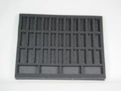 "1 1/2"" Army Tray - Dark/High Elves Troop Tray"