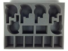 Firebase Support Cadre Formation Foam Kit for the P.A.C.K. System Bags
