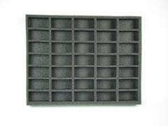"""1 1/2"""" Flames of War Small Vehicle Foam Tray"""