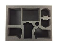 "3 1/2"" Army Tray - Genestealer Cults Vehicle Foam Tray"