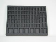 "1 1/2"" Army Tray - Imperial Guard Troop Tray"
