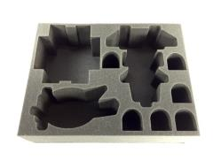 """4"""" Army Tray - Kingsguard Stormforce Formation"""