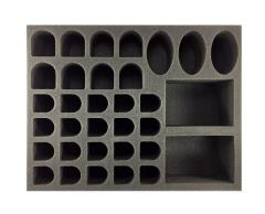 """3"""" Army Tray - Kill Team Large Troop and Vehicle Foam Tray"""