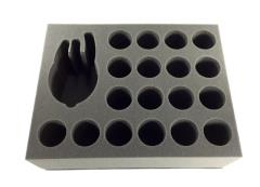 "4 1/2"" Army Tray - Neural Node Formation Tray"