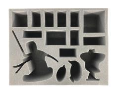 "4 1/2"" Foam Tray - Slaanesh Keeper of Secrets and Characters"