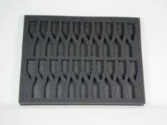 "1 1/2"" Army Tray - Tyranids Troop Tray"