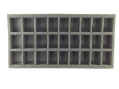 "1 1/2"" Army Tray - 27 Assault Marines"