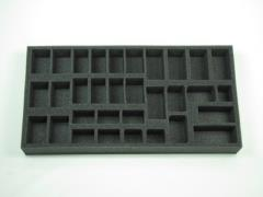 "1 1/2"" British Armored Car Patrol Foam Tray"