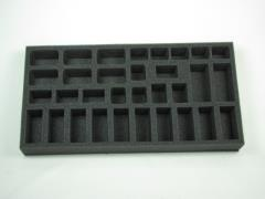 "1 1/2"" British Motor Company Foam Tray"